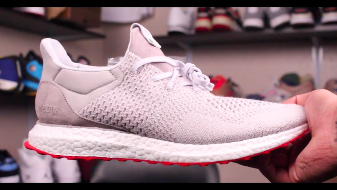Adidas Ultra Boost Solebox Fake