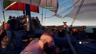 Trouble on the High Seas