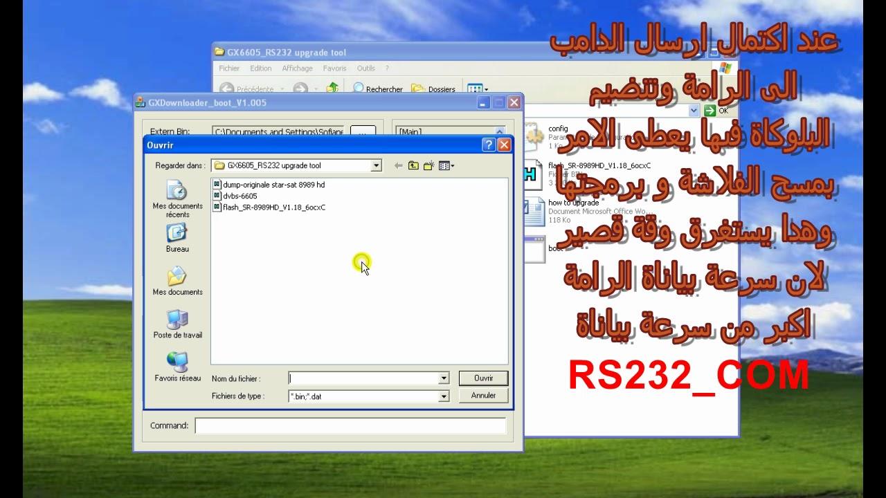 LOADER DUMP STARSAT SR 8989HD_chaci GS3901BI