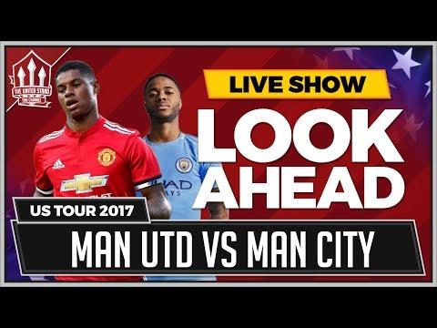 MAN UTD vs MAN CITY Preview | PLUS MAN UTD Transfer News Latest