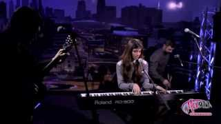 Christina Perri   Mix 93.3   Live StudioB    HUMAN