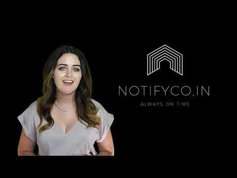 Bitcoin Technical Analysis Notification Tool