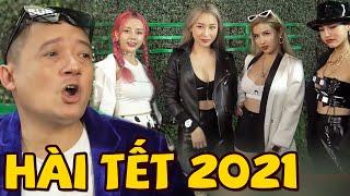 Cười Vỡ Bụng với Hài Tết 2021 Chiến Thắng Hay Nhất - Phim Hài Tết 2021 Mới Nhất