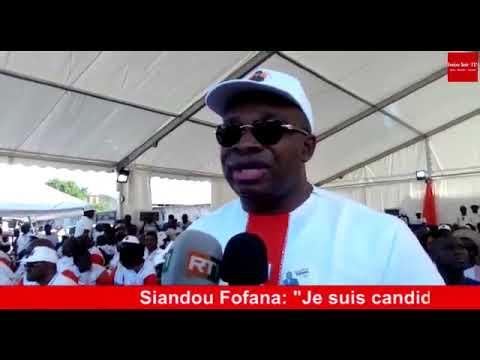 Siandou Fofana :