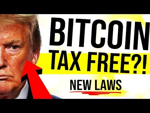 BITCOIN TAX FREE??!! 😳 HUGE RALLY! Binance X Launch