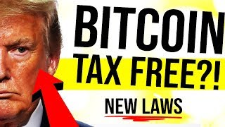 BITCOIN TAX FREE??!! 😳 HUGE RALLY! Binance X Launch