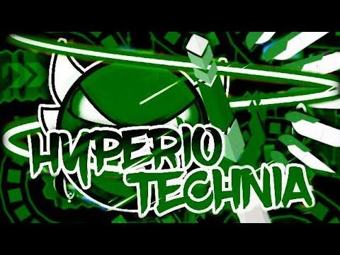 ''Hyperio Technia'' (Insane Demon) by MasterLA500 | Geometry Dash [2.1]