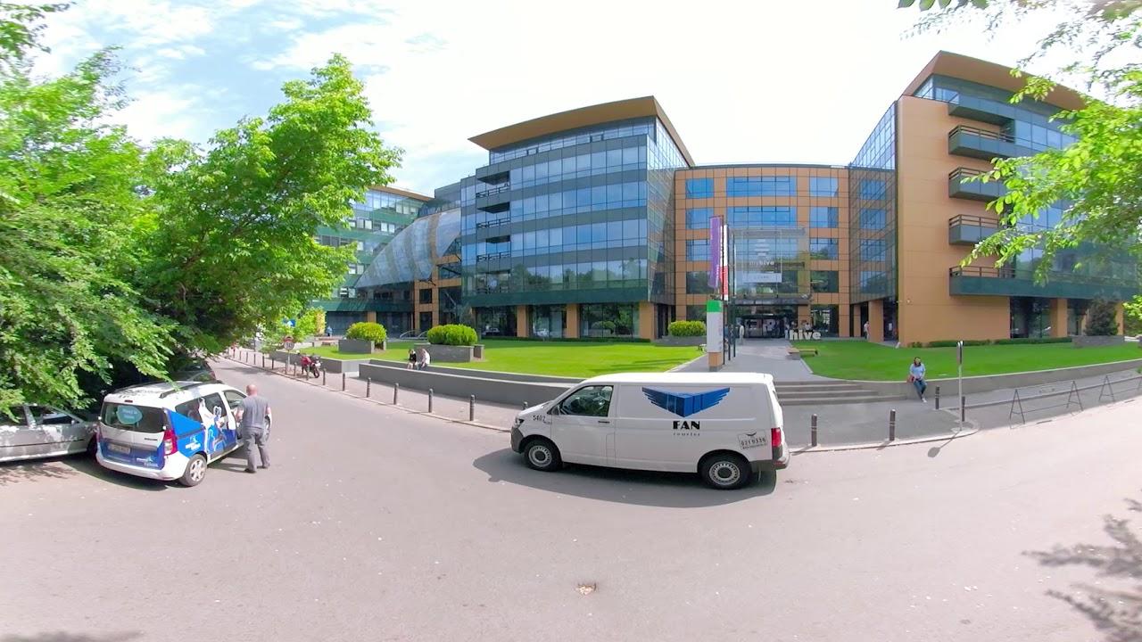 Complex De 4 Clădiri De Birouri Clasa A Bucuresti S Park