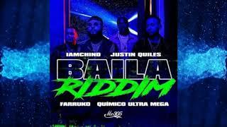 Cover images Iamchino Feat. Justin Quiles, Farruko Y Quimico Ultra Mega - Baila Riddim  (Audio)
