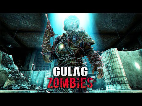 WARZONE... BUT IT'S A MODDED ZOMBIES EASTER EGG!!!