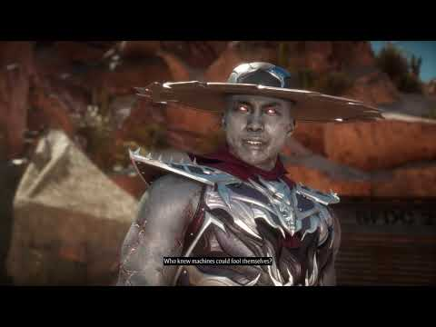 Mortal Kombat 11 : Terminator