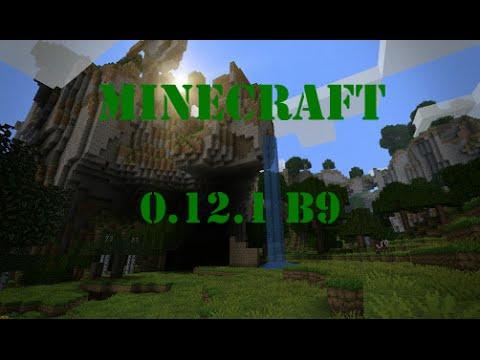 MineCraft 0.12.1 b9 apk free