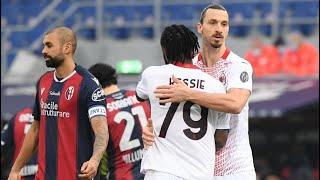 ملخص مباراة بولونيا وميلان | ميلان يعود بفوز ثمين من أرض بولونيا