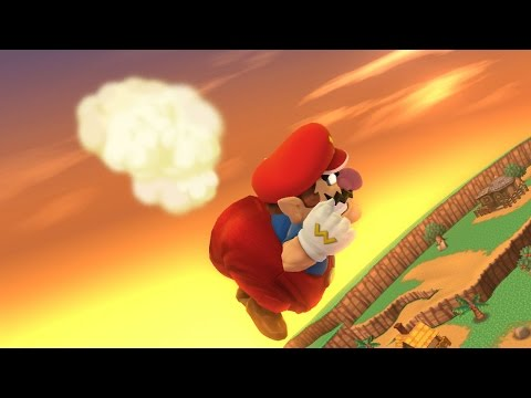 Top 10 Wario Wafts #3 - Super Smash Bros for Wii U
