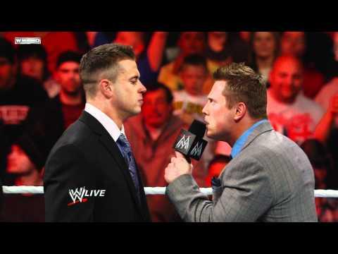 Raw: A fired Alex Riley attacks The Miz