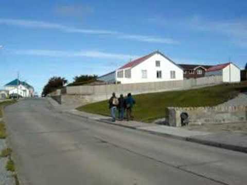 Puerto Argentino / Port Stanley - Islas Malvinas / Falkland