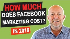 How Much Does Facebook Marketing Cost?