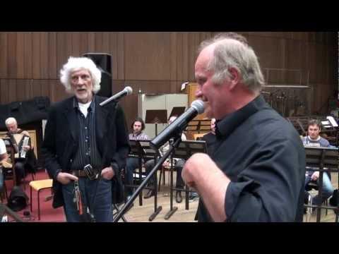 Michael Kocáb a Petr Hapka - Stáří (Tribute MH zkouška 26.9. 2012)