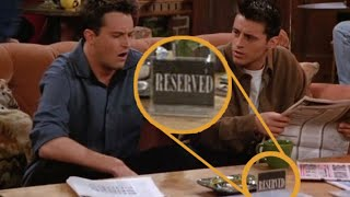 10 Things You Totally Missed In Friends