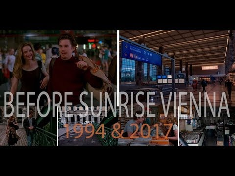 Before Sunrise (1994) Movie Locations In Vienna