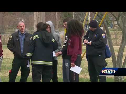 Louisville Metro Emergency Services conducts active shooter training