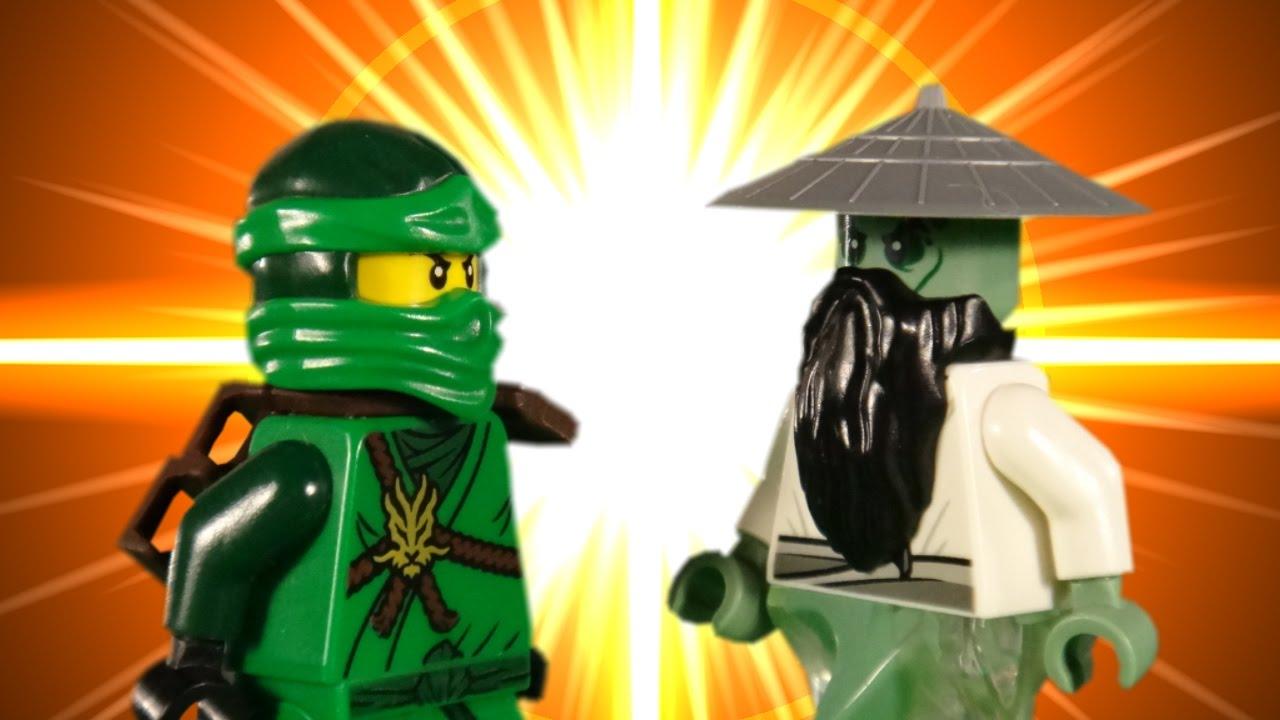 Lego ninjago lloyd v 39 s sensei yang youtube - Sensei ninjago ...