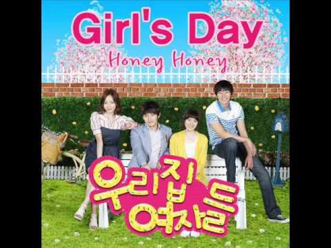 [MP3] [The Women of Our Home OST ] Honey Honey - Girl's Day