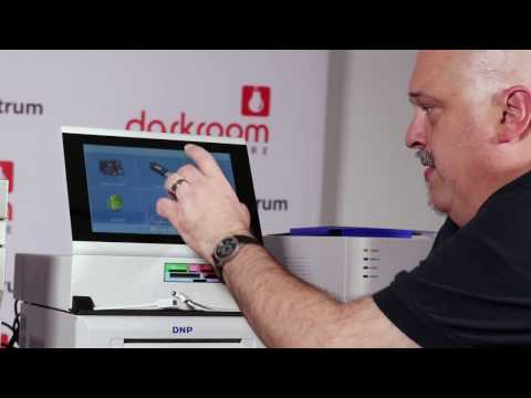 DNP SnapLab SL620A Compact Kiosk System - Product Overview