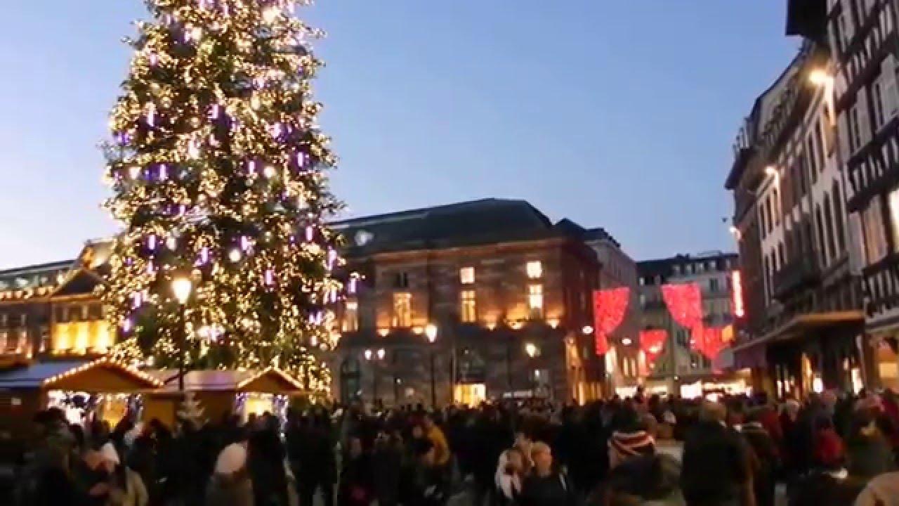 Strassbourg Weihnachtsmarkt