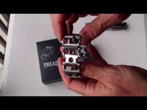 Unboxing the Leatherman Tread