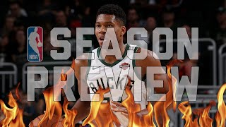 NBA Season Preview Part 5 - The Starters
