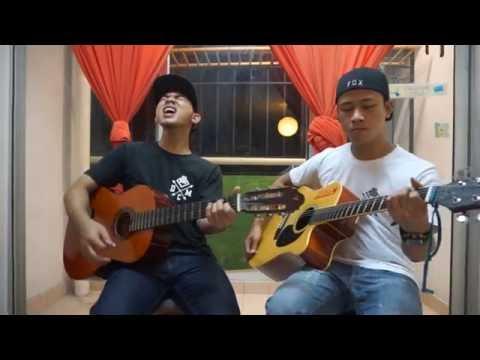 ALONE AT LAST - MUAK UNTUK MEMUJA  (acoustic cover)
