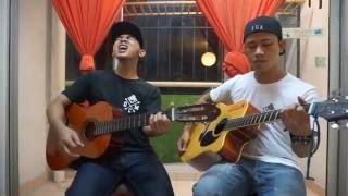 Download ALONE AT LAST - MUAK UNTUK MEMUJA  (acoustic cover)