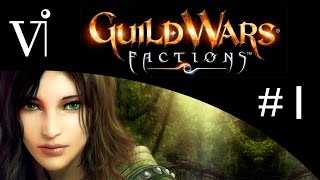 Guild Wars: Factions - Ranger Gameplay Playthrough - Part 1