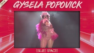 Blue Space Oficial - Gysella Popovick e Ballet  - 02.09.18