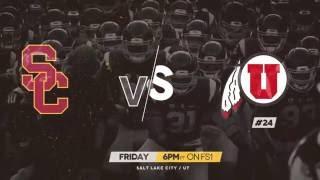 2016 Game 4: USC vs. Utah
