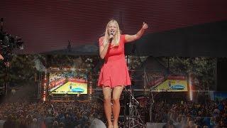 Viktorija Kamaza - Dziesma Latvijas basketbola izlasei