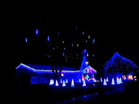 Springfield mo Christmas lights - Bagwell Lights 2011 & Springfield mo Christmas lights - Bagwell Lights 2011 - YouTube azcodes.com