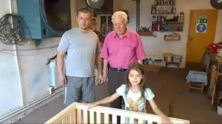 Как сделать детский манеж/Детский манеж своими руками от AVTO CLASS