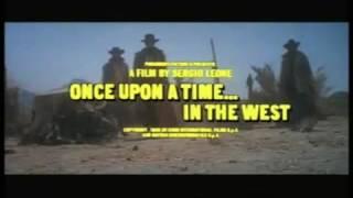 ウエスタン Once Upon a Time in The West  1968