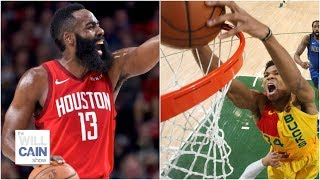 Harden vs. Giannis: Who would you take for next 3-5 years? | Will Cain Show