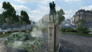 WoT Maus 19K DMG BLOCKED - Paris