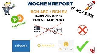 FFDK UPDATE: BITCOIN CASH HARDFORDK - 💸💰 Free Money !!!💰 💸BCH ABC vs. BCH SV -