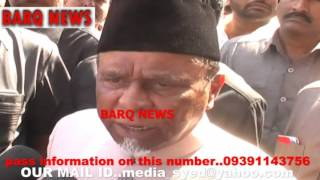 BARQ NEWS..AIMIM MLA PASHA QUADRI AND CONG CANDIDATE MD GHOUSE HAS TAKEN IN TO PREVENTIVE CUSTODY