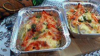 Что Приготовить на Обед или Ужин Вкусная Курица С Картошкой В Духовке