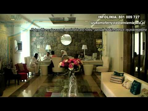 Turcja study tour - Hotel Voyage Bodrum