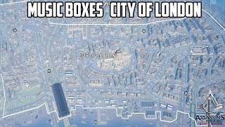 assassins creed syndicate map of music boxes
