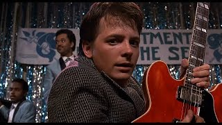 Geleceğe Dönüş 1 (9/10) Johnny B. Goode (Back to the Future)