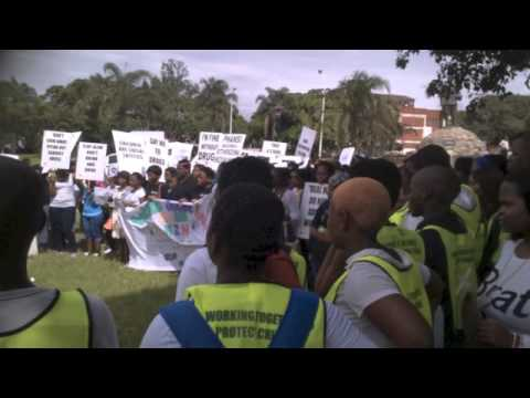 World Social Work Day -2015 (University of KwaZulu-Natal)
