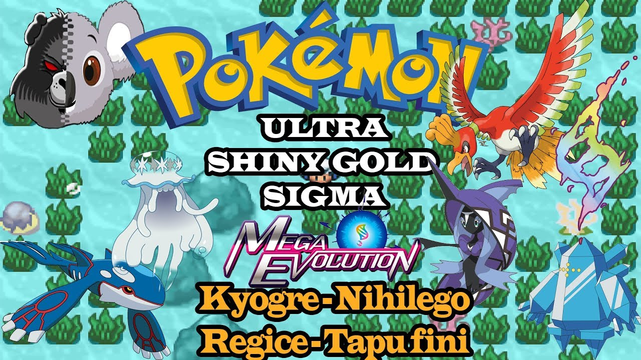 pokemon shiny gold sigma